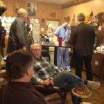 Event at Mr G's Cigar Shop